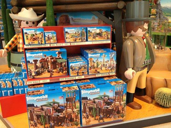 Playmobil FunPark: Store del Parco