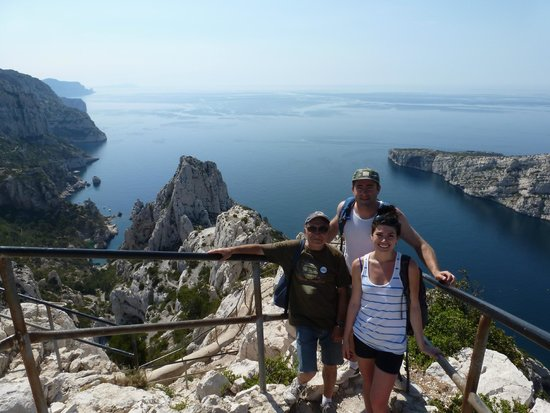 Marseille Provence Greeters - Private Tours: calanque