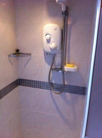 Carlton Court: shower suit 2