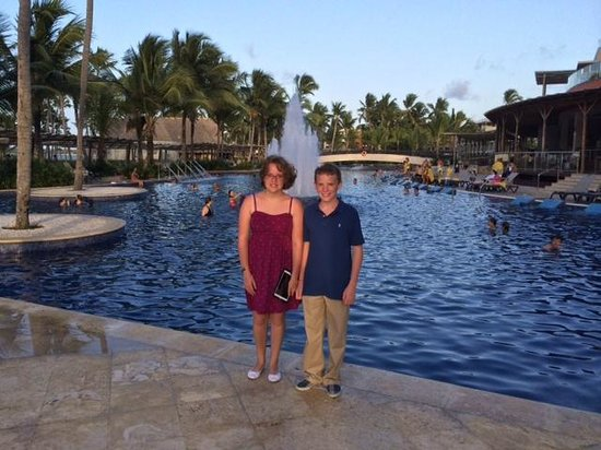Premium Level at Barcelo Bavaro Palace : Main pool