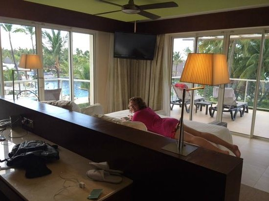 Premium Level at Barcelo Bavaro Palace : master suite luxury!