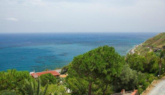 Villa Ridente Club: Вид из номера