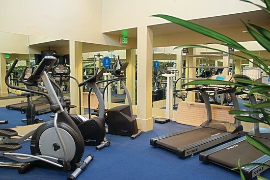 The Donatello: Fitness Center