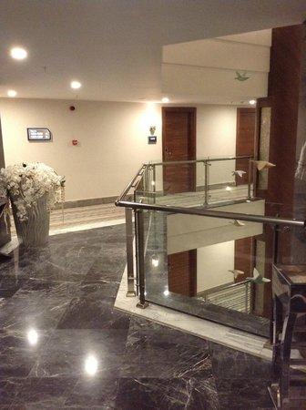 Nirvana Lagoon Villas Suites & Spa : Первый корпус 2 этаж