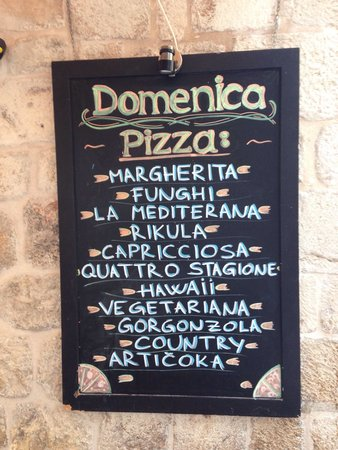 Pizzeria Domenica: Looks great.  And it is.
