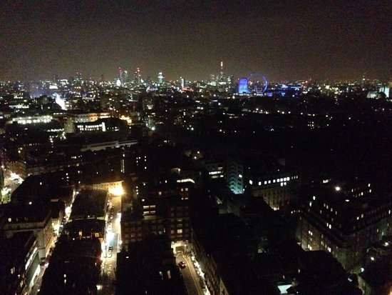 London Hilton on Park Lane: Beautiful view from our suite!