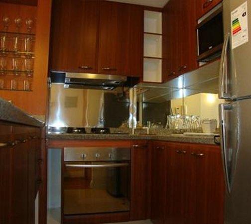 MG Apartments Providencia : Foto da cozinha