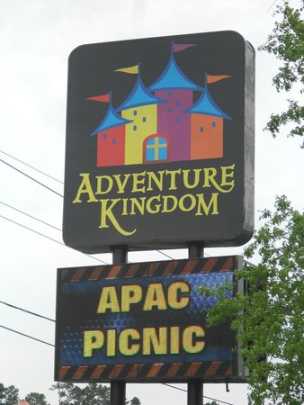 Adventure Kingdom: Company Picnics