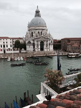 The Westin Europa & Regina, Venice : View from our terrace