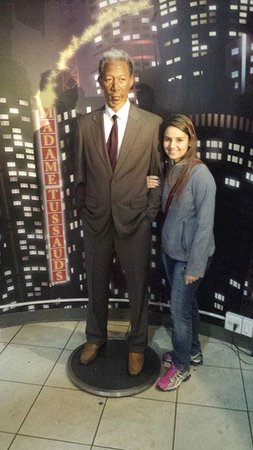 Madame Tussauds New York : Ator americano