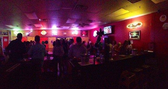 Saay Night Crowd Picture Of Lonnie S Karaoke Bar Panama City