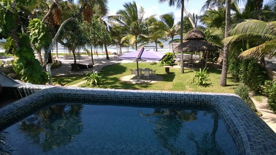 The Maji Beach Boutique Hotel: View from room