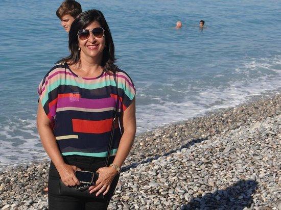 Blue Beach : praia