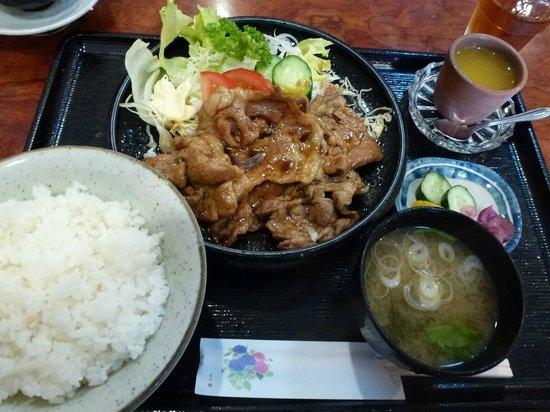 Nagoya: 焼肉定食