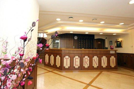 Hotel Liternum: Reception/Lobby