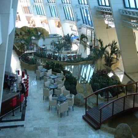 Crown Paradise Club Cancun : lobby