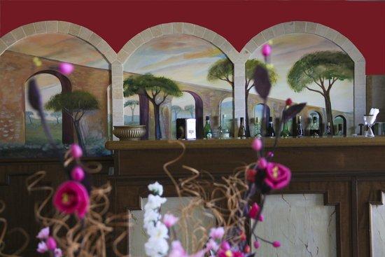 Hotel Liternum: Bar nella Hall/Bar inside of Lobby