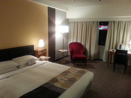 Hotel New Otani Hakata: 部屋