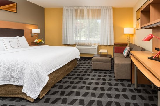 TownePlace Suites Bend Near Mt. Bachelor: King Studio