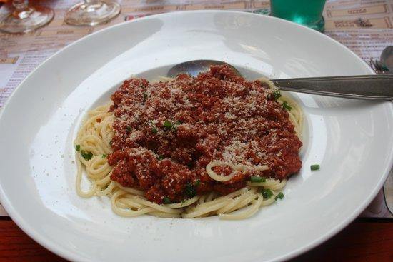 pasta basta : spaghetti bolo