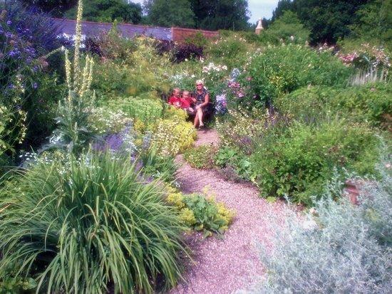Coughton Court: Fairy Gardens