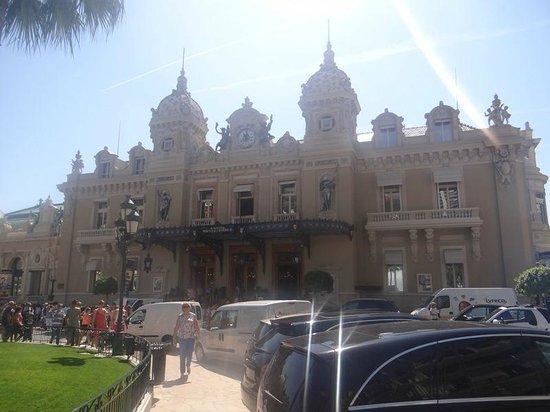 Casino of Monte-Carlo : cassino