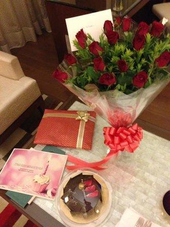 The Oberoi, Gurgaon : happy birthday