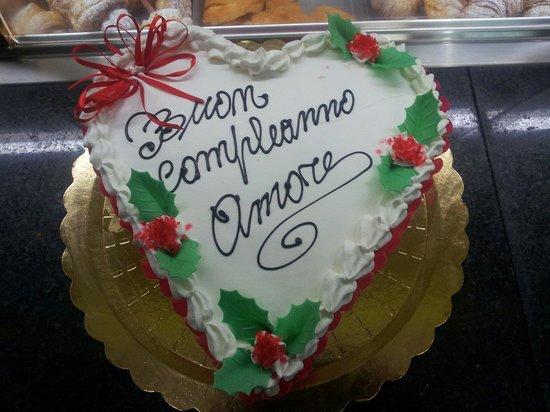 Torta A Forma Di Cuore Bild Von Tiffany Pasticceria Gelateria