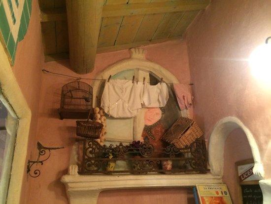 Au Coquin de Sort : Vintage decorations