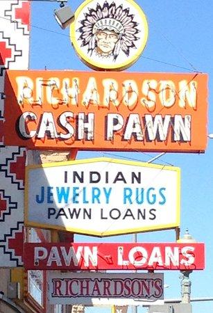 Richardsons Trading Company: Richardson's Gallup, NM