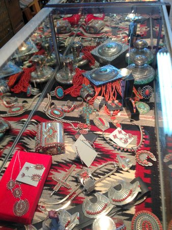Richardsons Trading Company: Amazing coral and turquoise