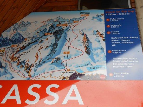 Hotel Garni Roberta: Skipasses near hotel