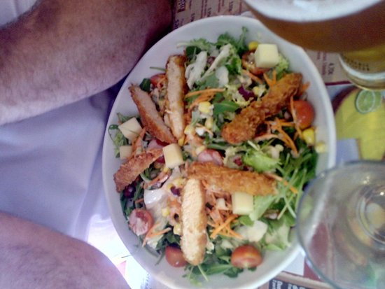 Oncle Scott's: salade