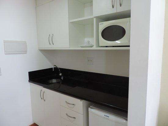 Iguatemi Business Flat: Cocineta