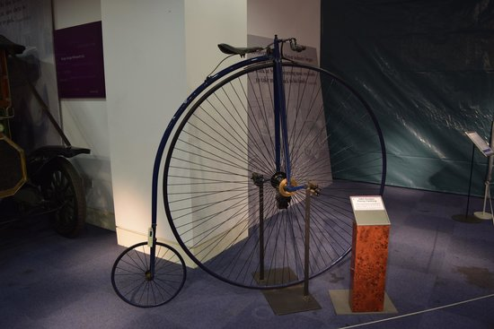 Coventry Transport Museum: Penny farthing