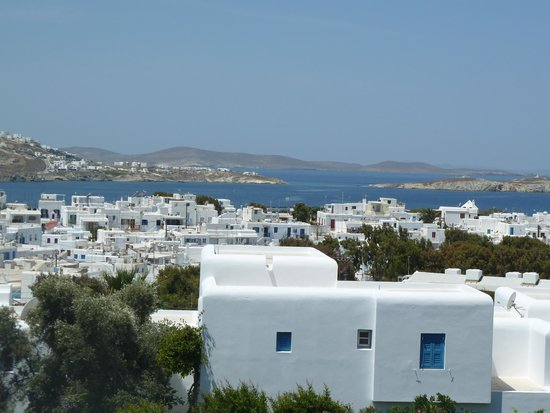 Andronikos Hotel: View