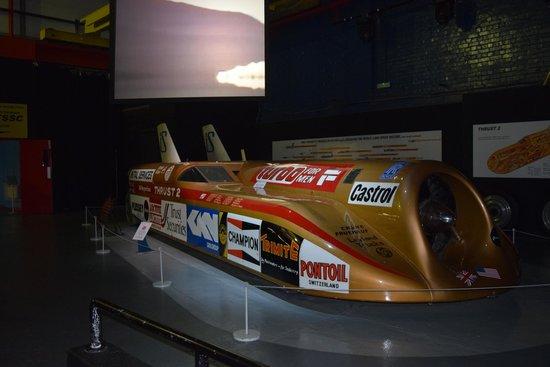 Coventry Transport Museum: Vrooooom!