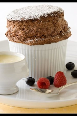 The Left Bank: Souffle au Chocolat