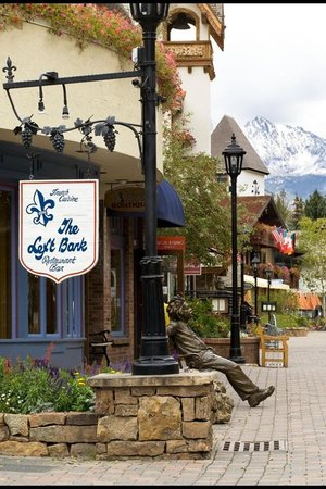 The Left Bank: LB Vail, CO