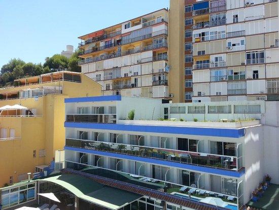 Hotel Princesa Solar: część hotelu