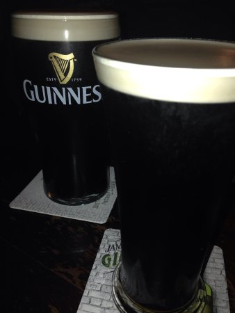 The Norseman: Guinness..nothing else!
