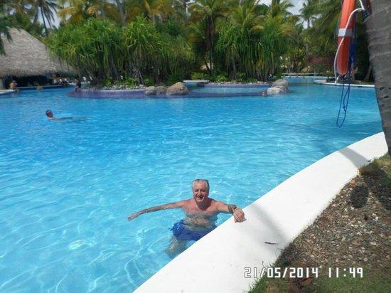 Paradisus Punta Cana: PILETA