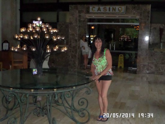 Paradisus Punta Cana: CASINO