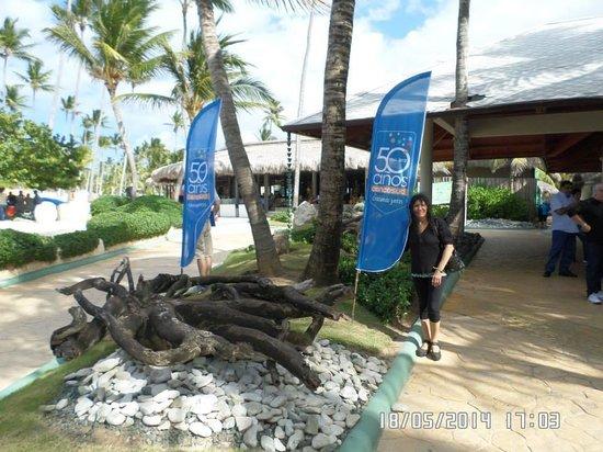 Paradisus Punta Cana: ALREDEDORES DEL HOTEL