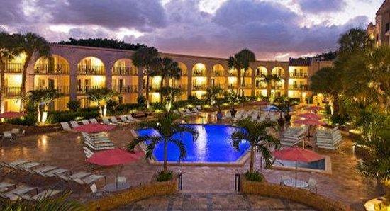 Wyndham Boca Raton: Welcome to the Wyndham Hotel Boca Raton