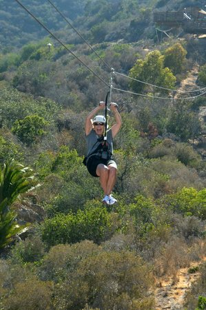 Catalina Island Company: July 4th Zip Line