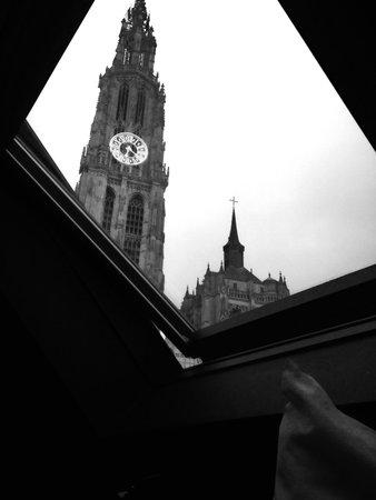 Hotel O  Kathedral: Vista dalla camera