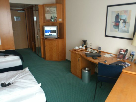 Maritim Hotel Frankfurt / Main: Double room