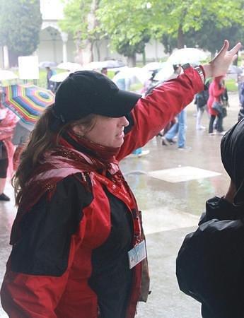 Walks In Istanbul - Tours: Guiding rain or shine- Topkapi Palace