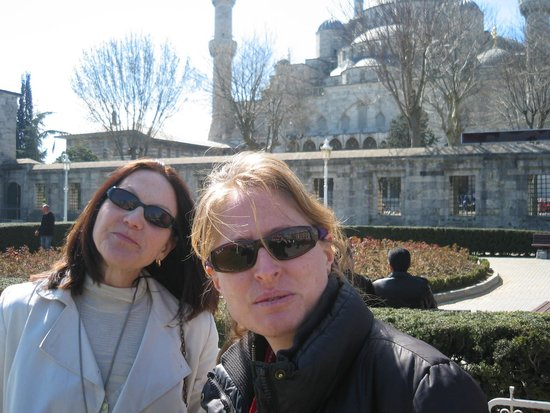 Walks In Istanbul - Tours: Blue Mosque
